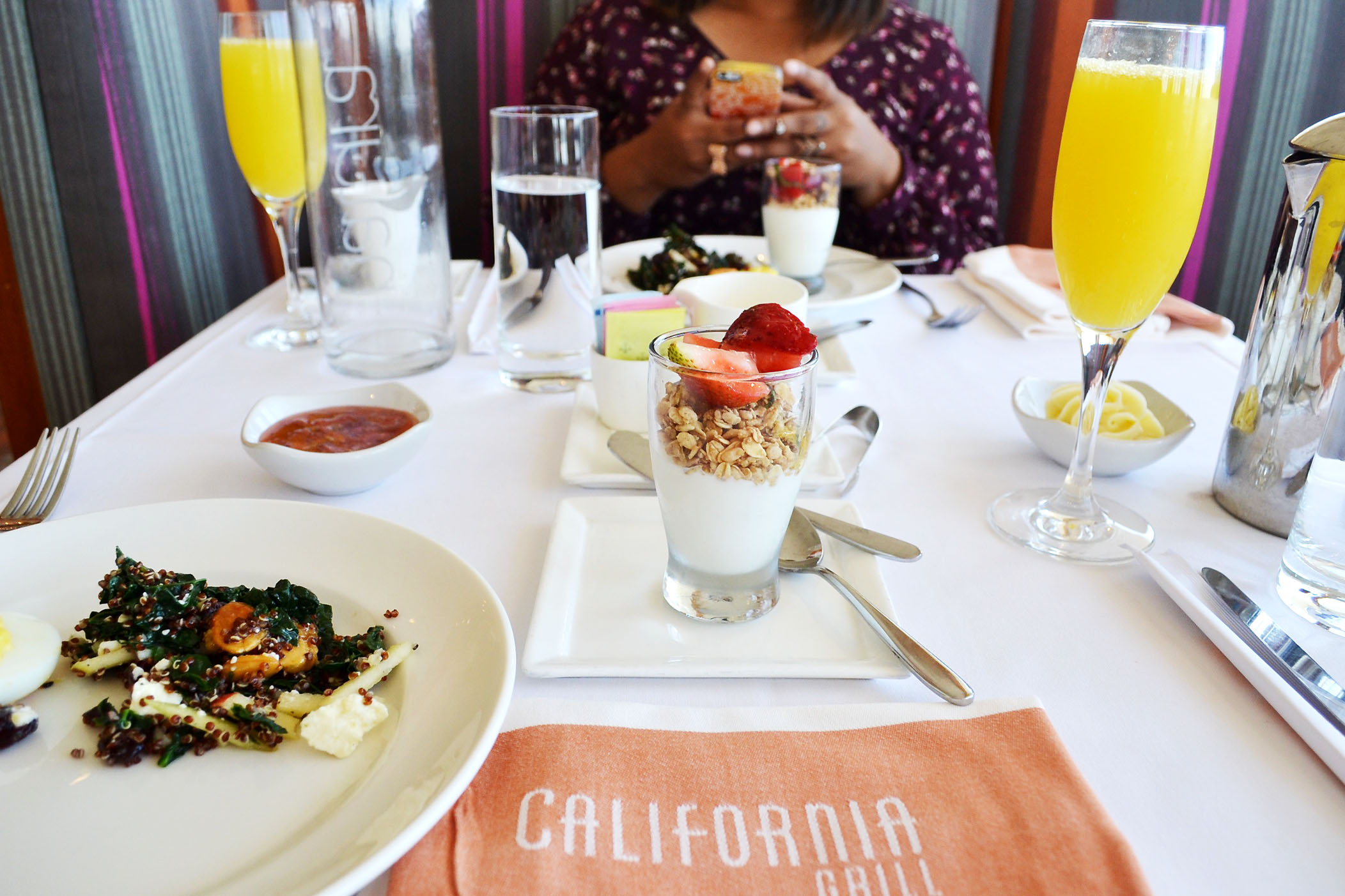 Brunch at the Top (California Grill) Review