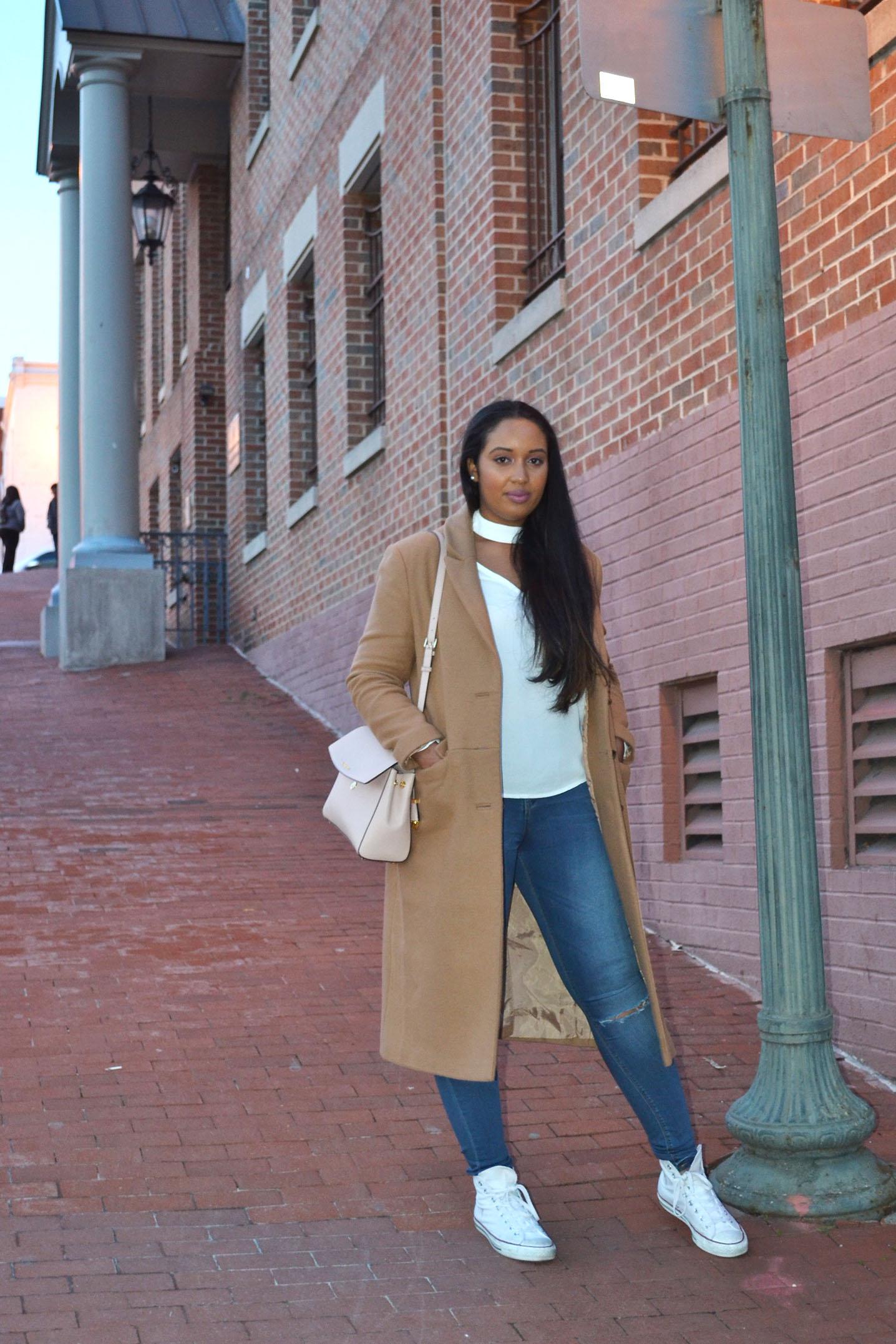 #OOTD: Georgetown