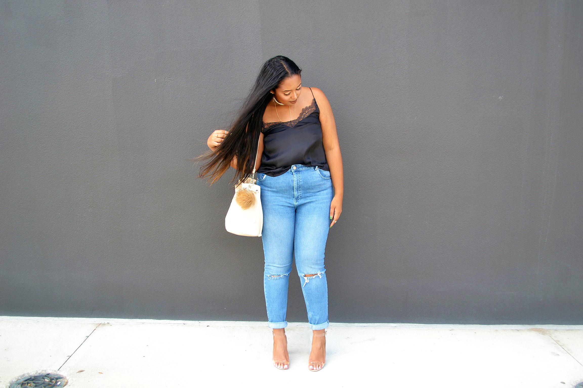 OOTD: Mom Jeans