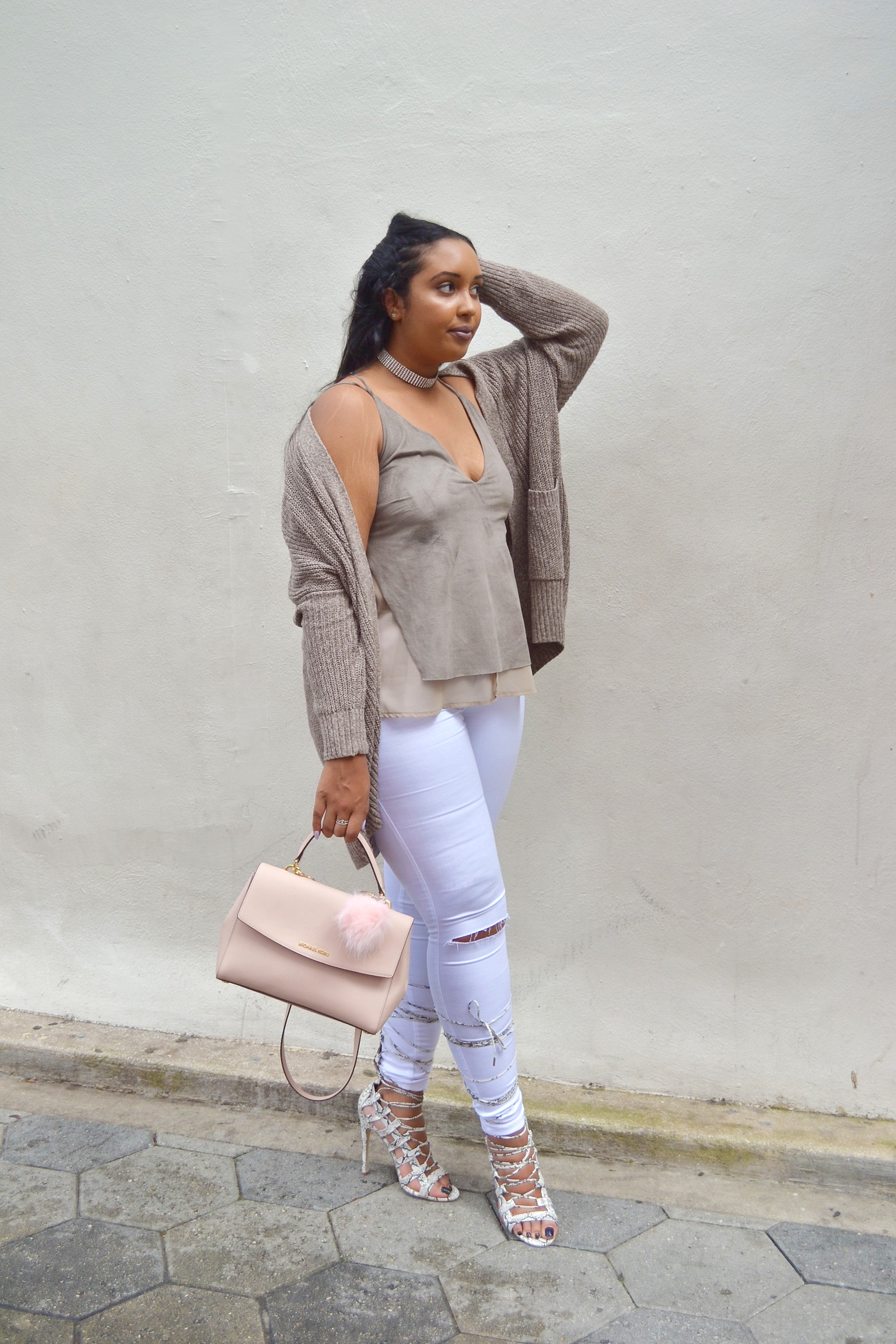 Color Crushin' on Taupe