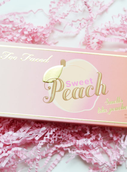 Review: Too Faced Sweet Peach Palette
