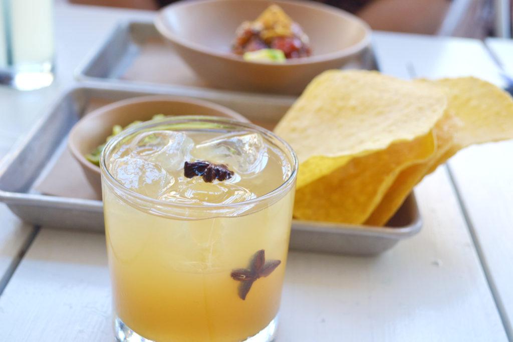 Bartaco's Chai Mezcalita cocktail
