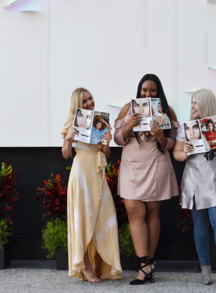 Nubiana x Teen Vogue Spring Refresh Party Recap
