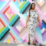 Wynwood Walls, OOTD, floral maxi dress, Miami