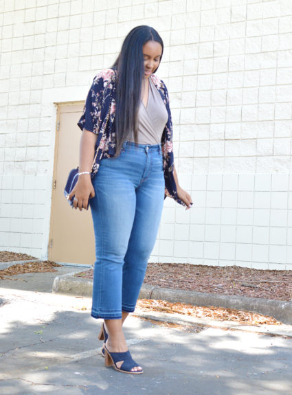 Trend Report: Cropped Flare Jeans
