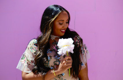 Trend Report: Embroidered Florals