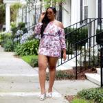FYND Fashion Liberty cold shoulder dress