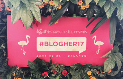 My First Time Experience at the #BlogHer17 Conference