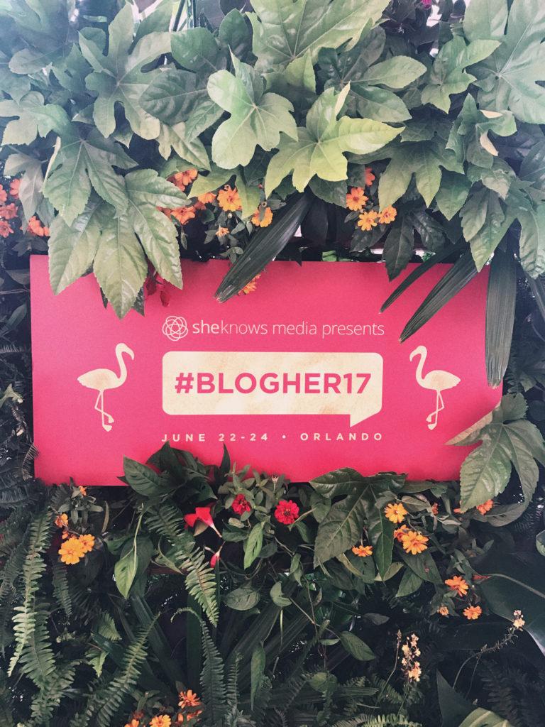#BlogHer17 in Orlando, Florida