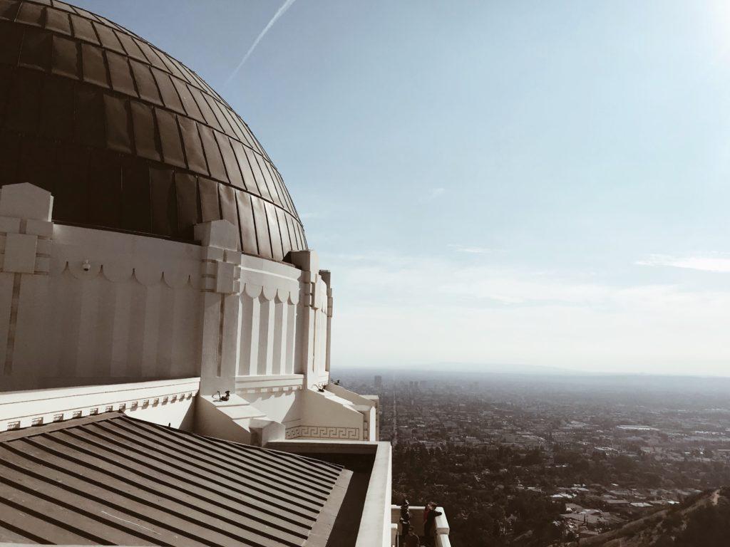 Most Instagrammable Spots in Los Angeles: Griffith Observatory