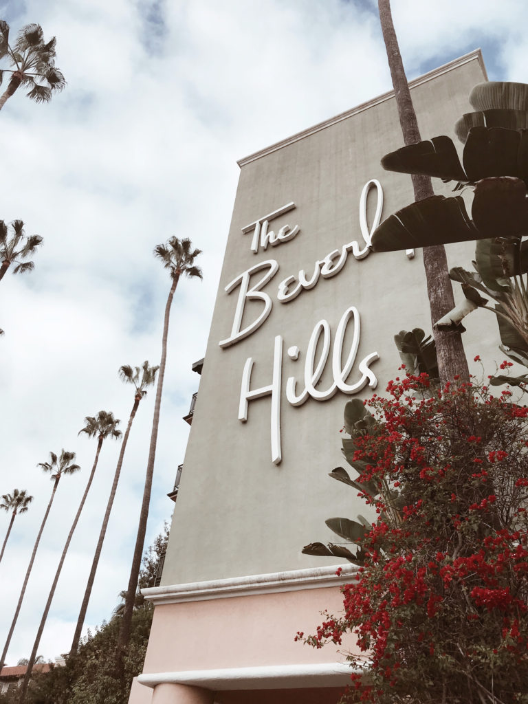 Most Instagrammable Spots in Los Angeles: The Beverly Hills Hotel