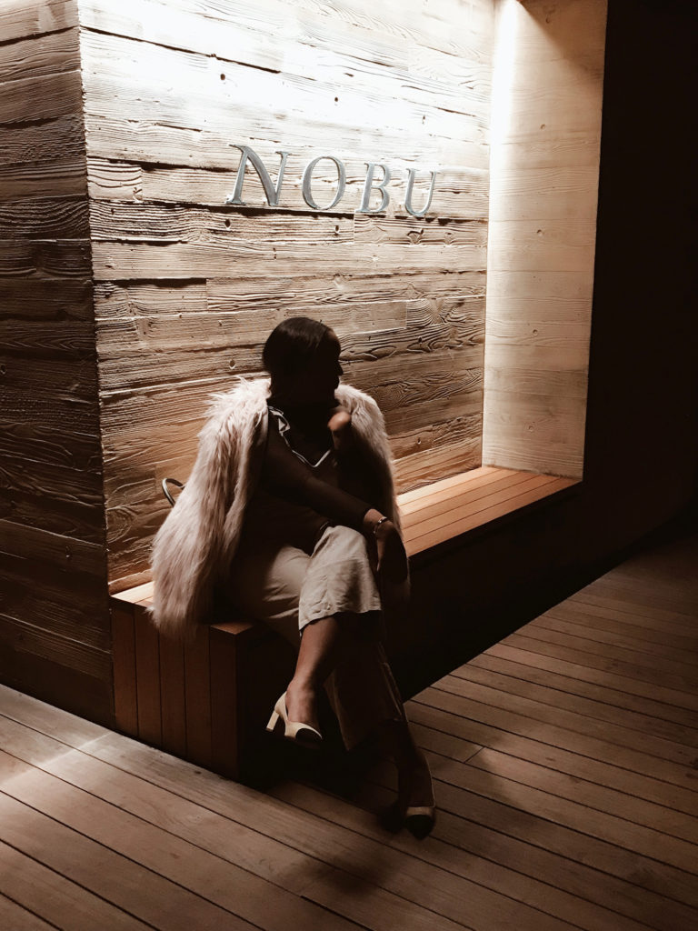 Most Instagrammable Spots in Los Angeles: Nobu Malibu