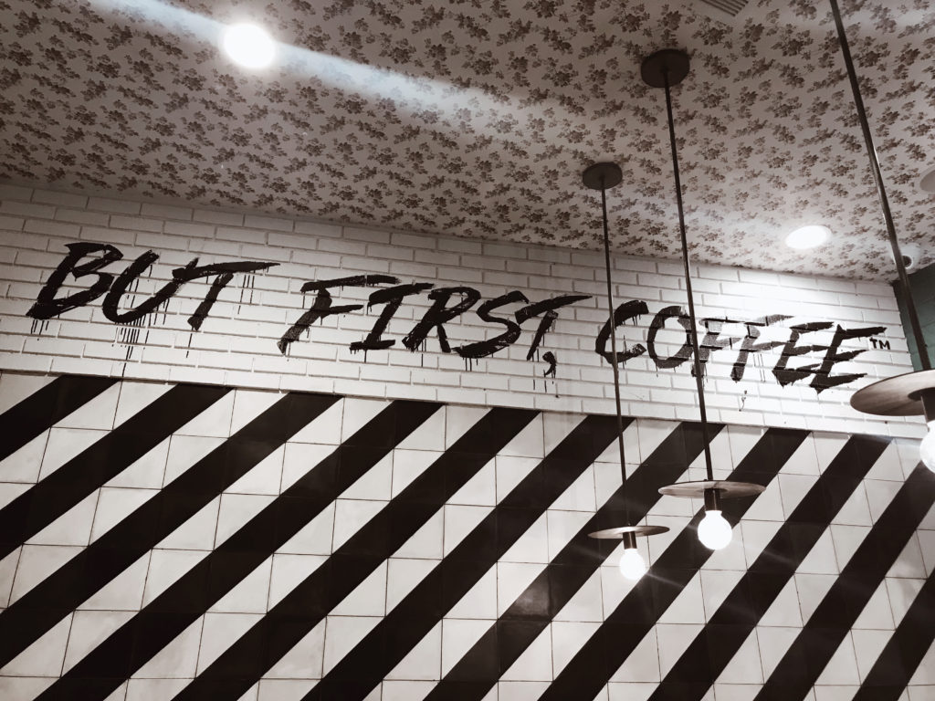 Most Instagrammable Spots in Los Angeles: Alfred Coffee