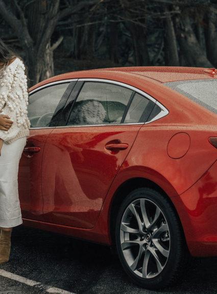Exploring the Golden Gate Bridge with Mazda USA