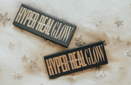 MAC Cosmetics: Hyper Real Glow Palettes Swatches + First Impressions