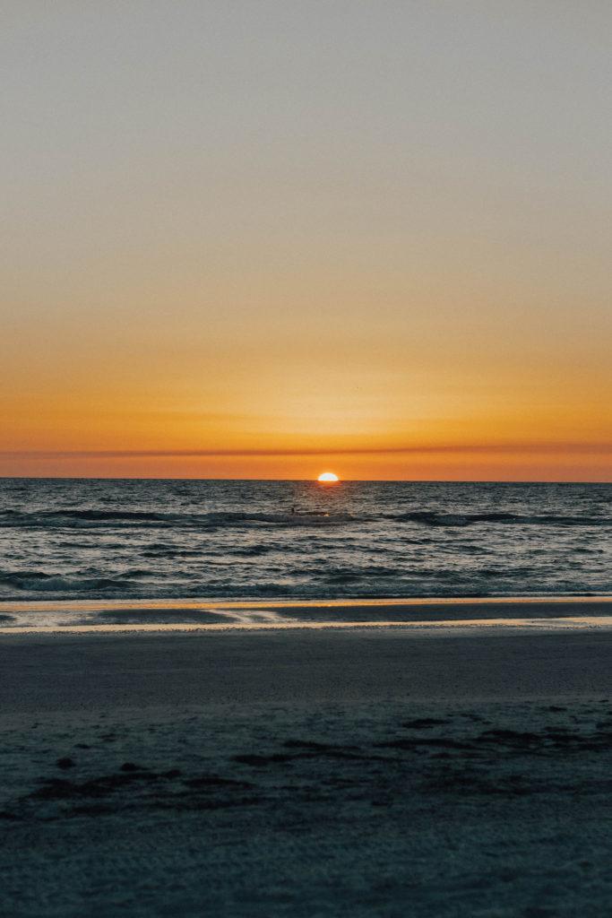 Pass-A-Grille Beach, St. Petersburg, Florida
