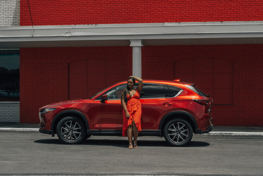 Roadtrip to St. Petersburg and Sarasota, Florida with the Mazda CX5