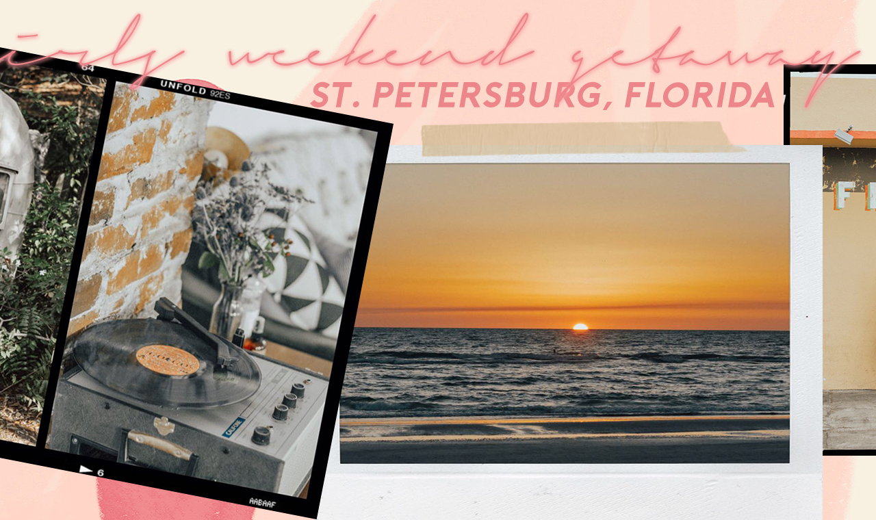 Girls Weekend Getaway: St. Petersburg, FL City Guide