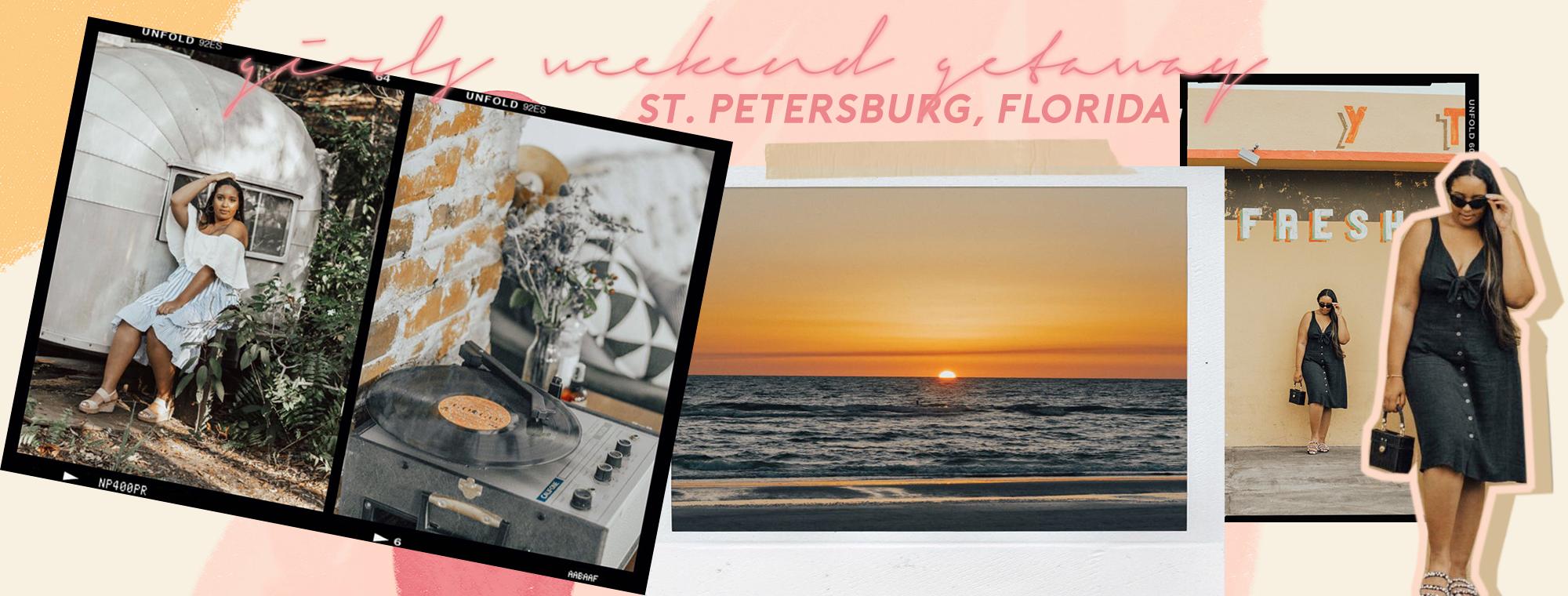Girls Weekend Getaway: St. Petersburg, FL City Guide