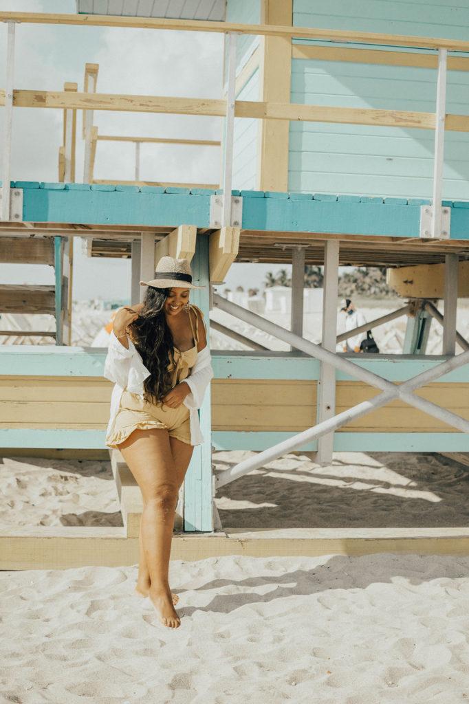 Miami Swim Week lookbook // Shein Co-ord