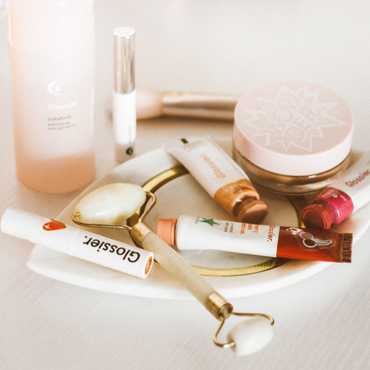 Glossier Haul, Swatches, and Honest Review