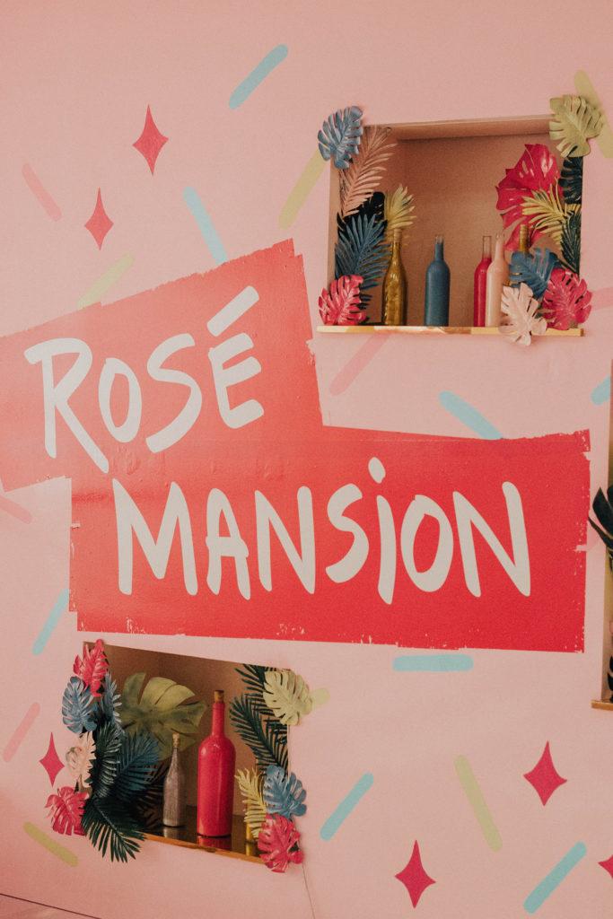 Rosé Mansion in NYC