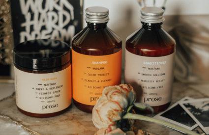Bespoke Hair Care: Prose Hair Review