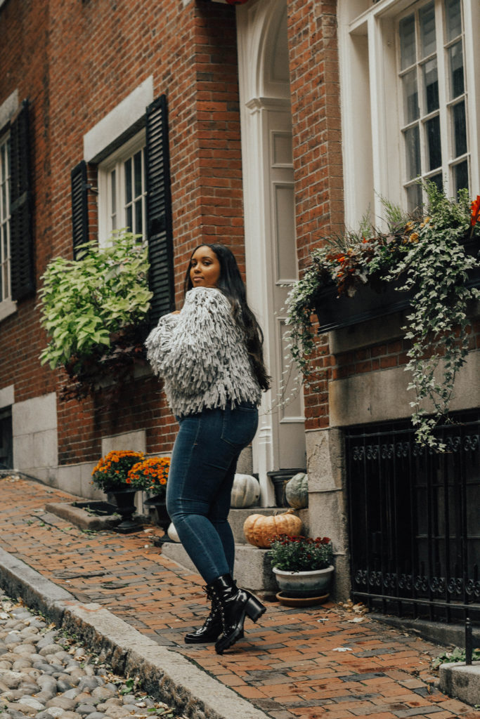 What to do in 72 hours in Boston: Acorn Street