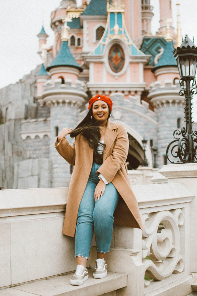 Disneyland Paris // Most Instagramable Spots in Paris for First-Timers