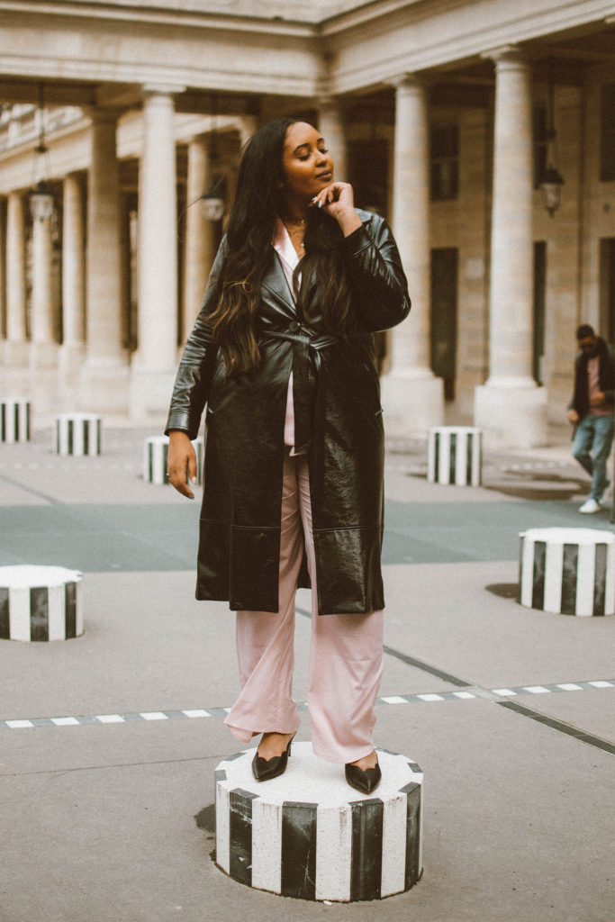 Palais-Royal // Most Instagramable Spots in Paris for First-Timers
