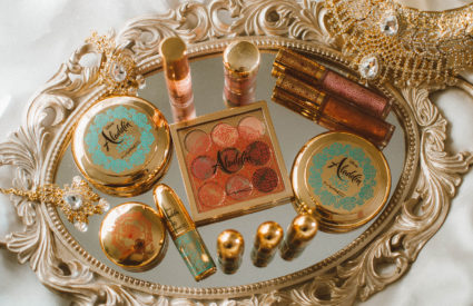 The Disney Aladdin Collection by MAC: Review and Swatches for WOC