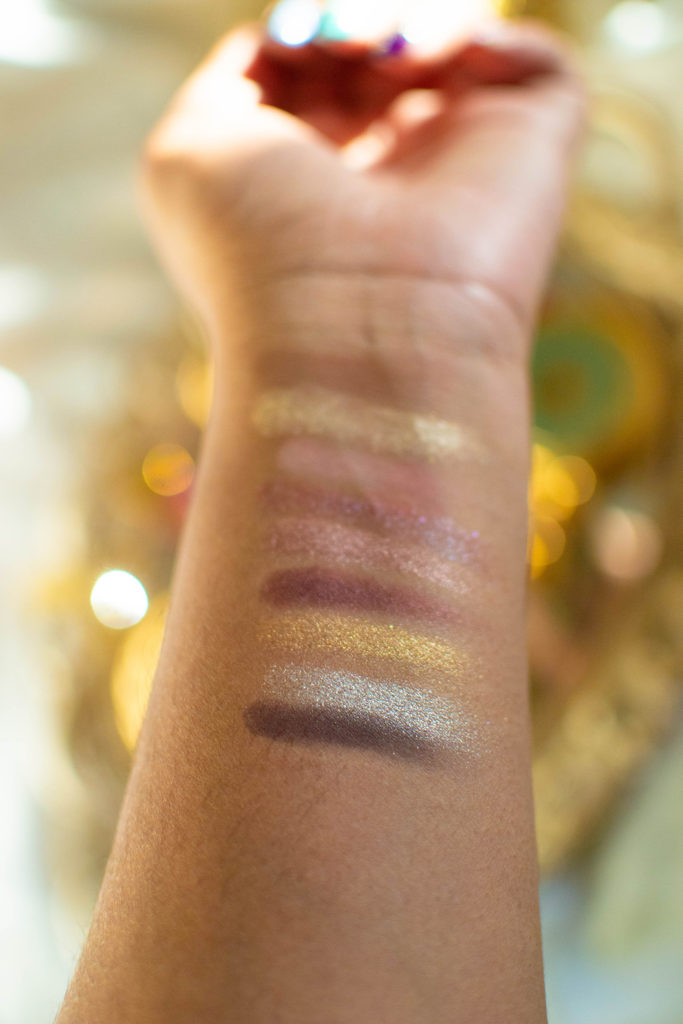 The Disney Aladdin Collection by MAC | blog review + swatches