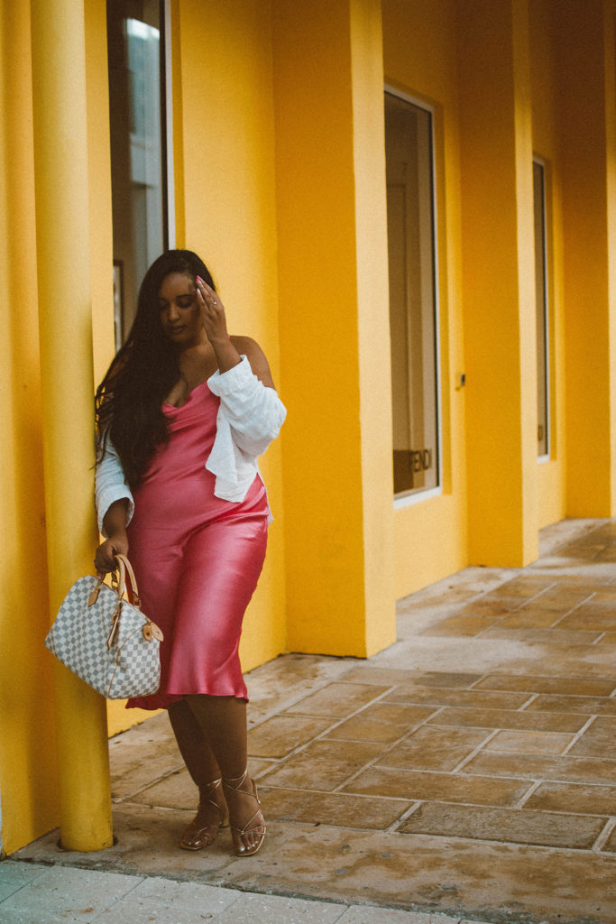 Zara Slip Dress   From Nubiana, With Love