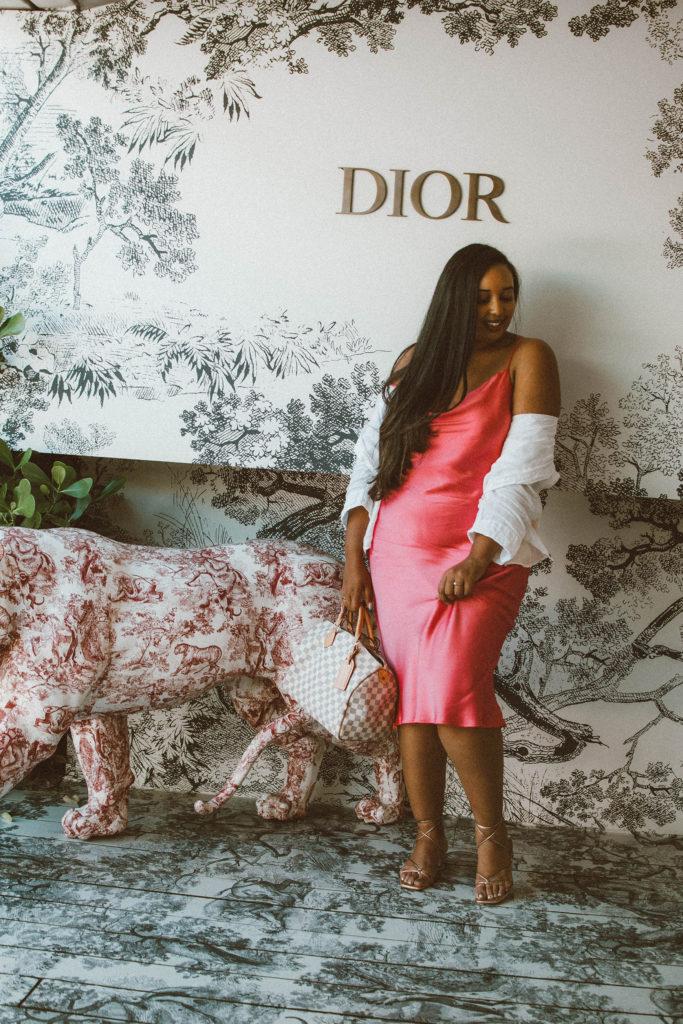 Zara Slip Dress | From Nubiana, With Love