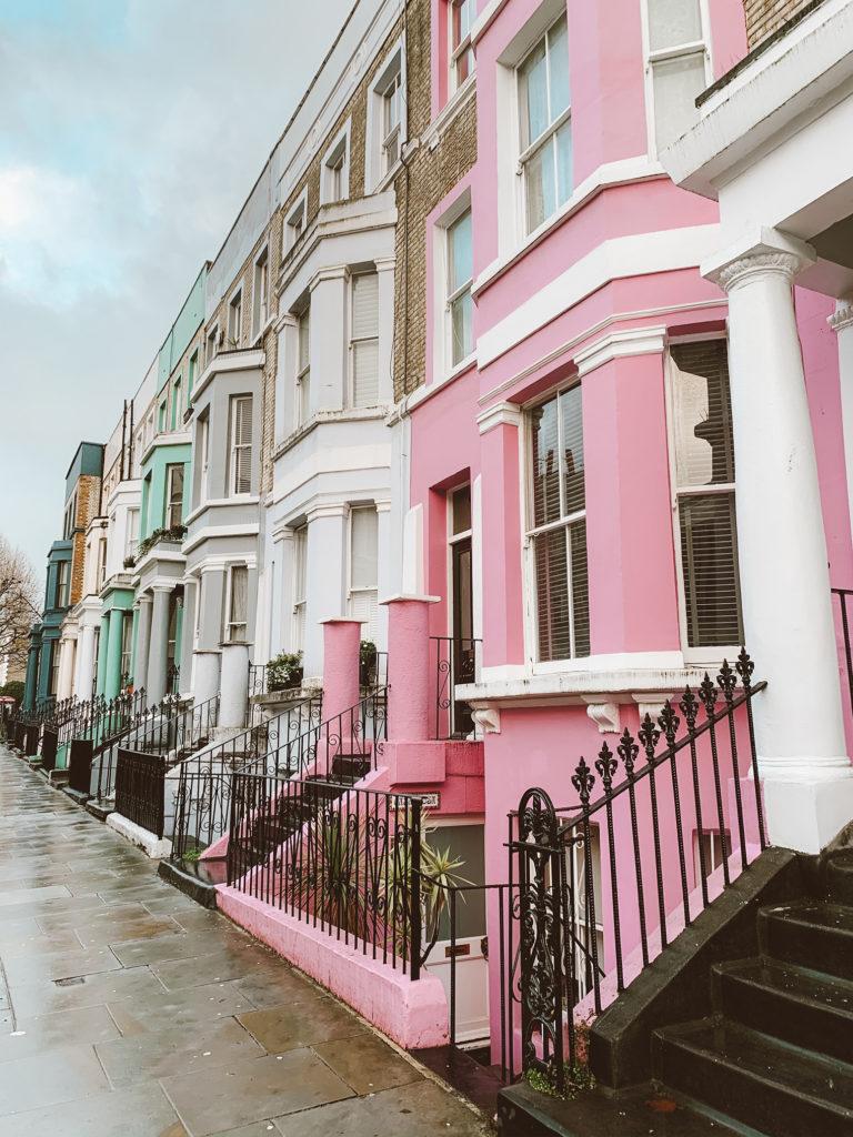 Notting Hill - London Itinerary   www.fromnubiana.com