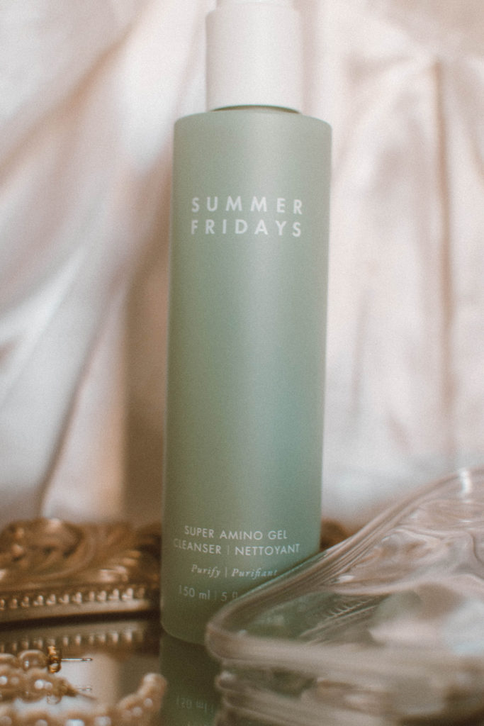 Summer Fridays Amino Gel Cleanser Review
