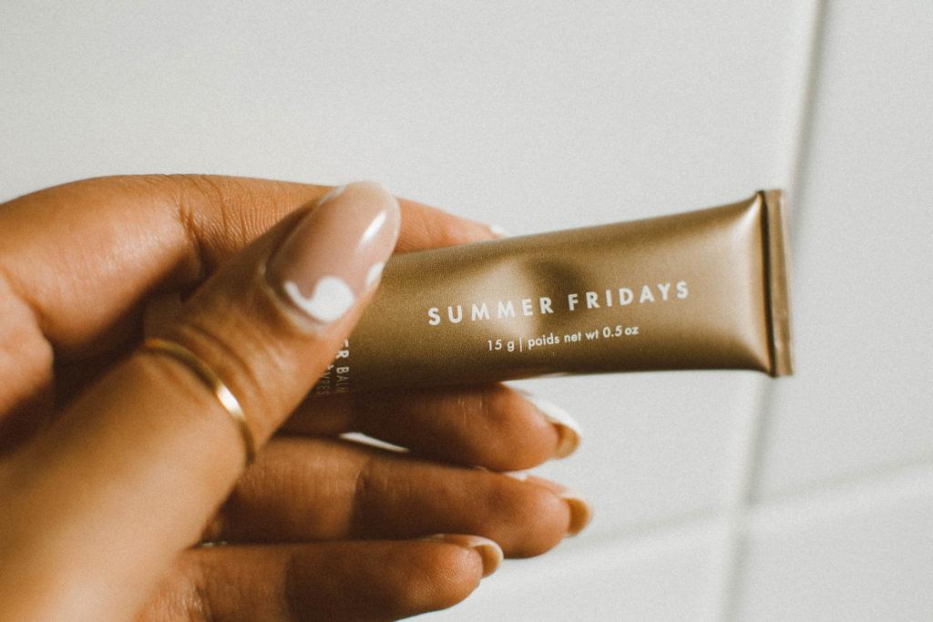 Summer Fridays Lip Butter Balm Review