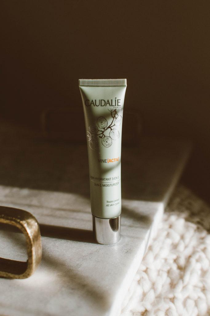 Caudalie Skincare Review - Vine[Activ] 3-in-1 Moisturizer