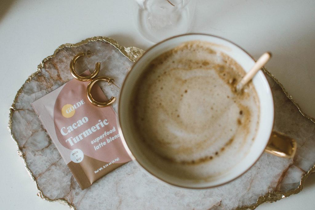 Golde Superfood Latte Sampler