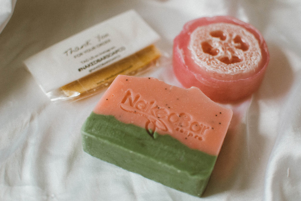 Naked Bar Soap Co