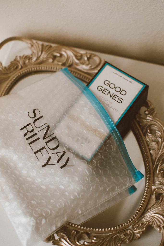 Beauty Haul: Sunday Riley Good Genes