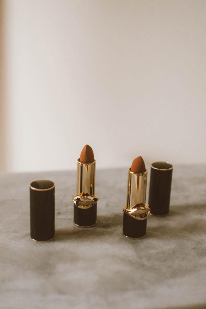 Beauty Haul: Pat McGrath Labs Mattetrance Lipstick in FemmeBot and 1995