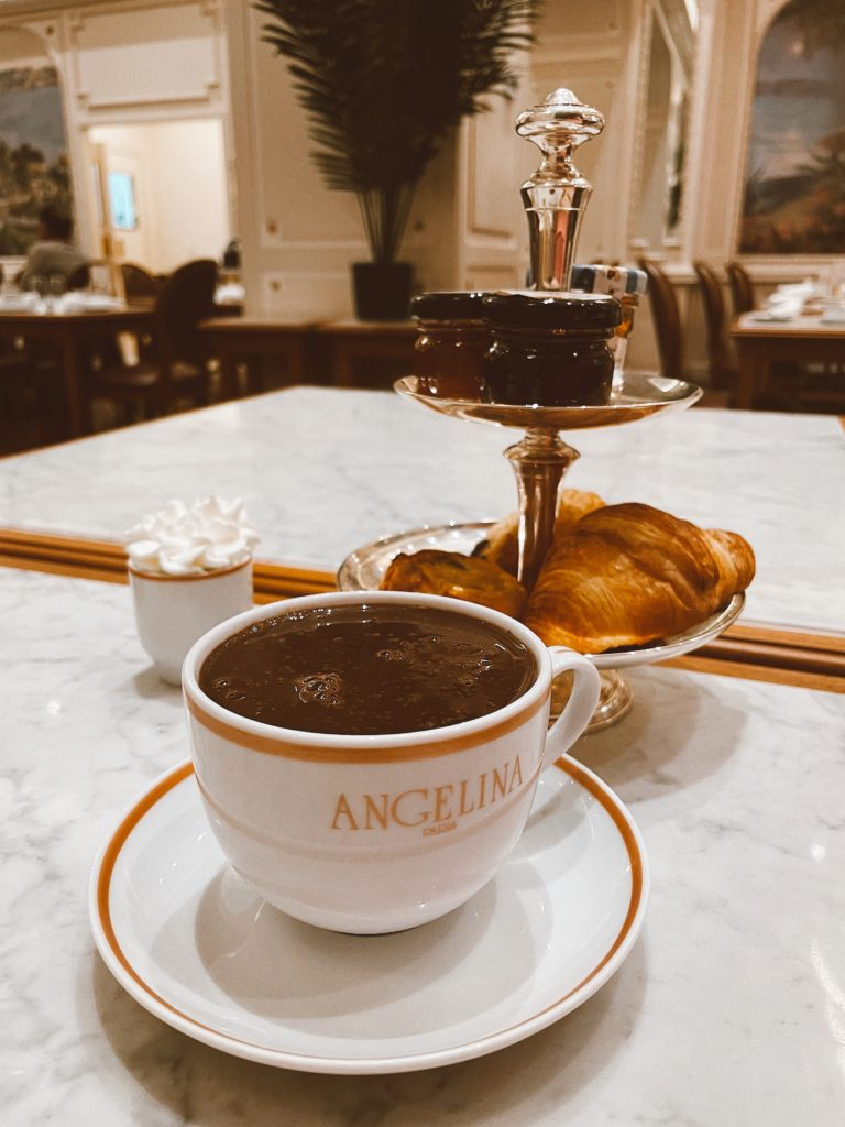 Where to Eat/Drink in NYC: Angelina Paris