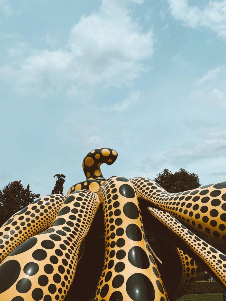 What to do in NYC: New York Botanical Garden (Cosmic Nature Kusama exhibit)