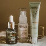 Caudalie Skincare Review - VinoSource SOS Thirst-Quenching Serum, Vine[Activ] 3-in-1 Moisturizer, Vine[Activ] Overnight Detox Oil