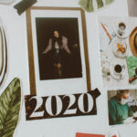 2020 Intentions and Vision Board